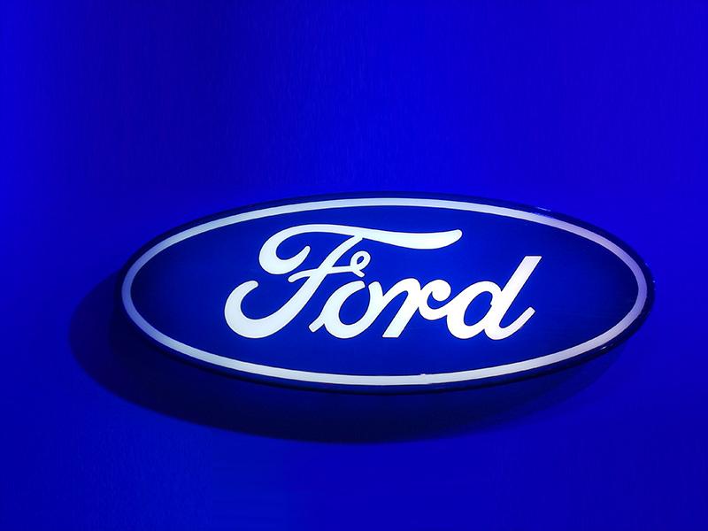 Kfz Gutachten Ford - Logo
