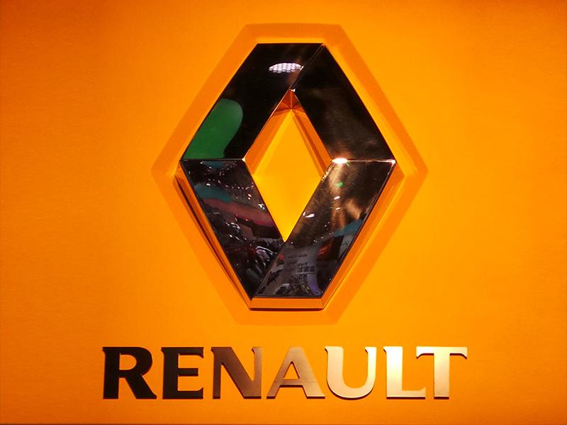 Kfz Gutachten Renault - Logo