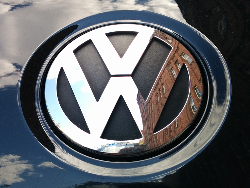 Kfz Gutachten Volkswagen - Logo