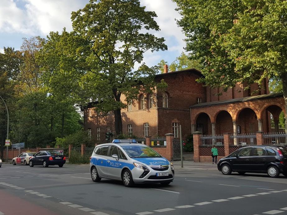 Kfz Gutachter Tiergarten - Alt Moabit - Kirchhstraße