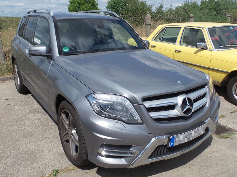 Kostenvoranschlag oder Gutachten Mercedes Benz
