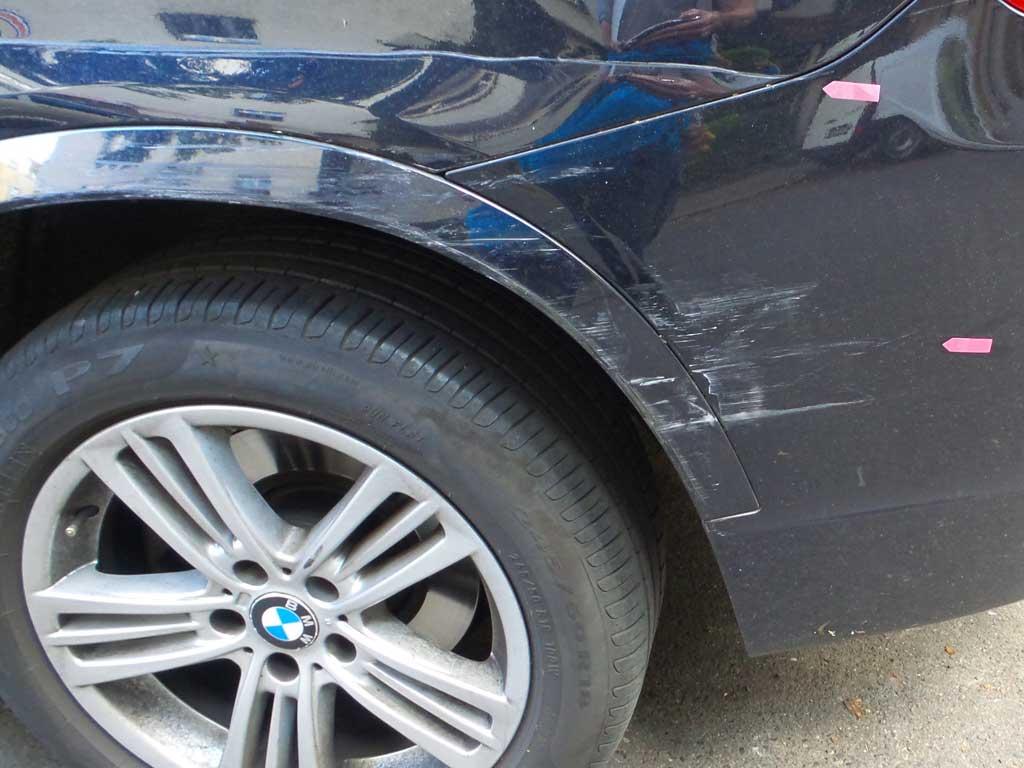 kfz-gutachter zehlendorf, BMW